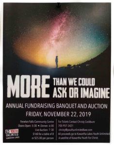 YU Banquet & Auction